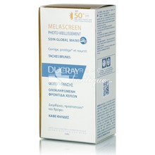 Ducray Melascreen Creme Mains Global SPF50 - Πανάδες στα χέρια, 50ml
