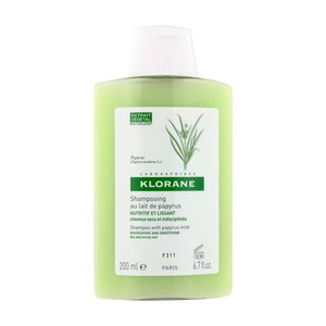 Klorane shampoo with papyrus 200ml