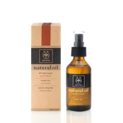 Apivita natural oil   plant oil almond 100ml