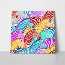 Colorful zebra seamless pattern 648028474 a