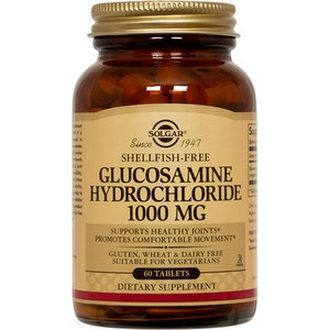 Main us glucosamine hci 1000mg shellfish free tablets 1311 pic