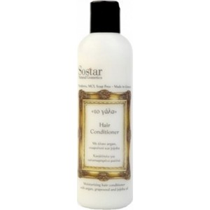 Sostar to gala hair conditioner me elaio argan stafyliou jojoba 250ml