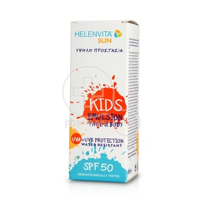 HELENVITA - SUN Kids Emulsion SPF50 - 150ml