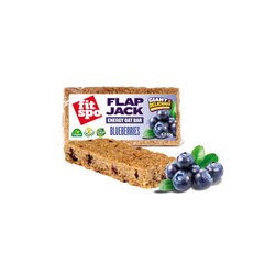 Fit Spo Μπάρα Βρώμης Flapjack Blueberry 90gr