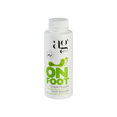 Ag Pharm - On Foot Powder - 100ml
