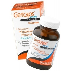 Health aid gericaps