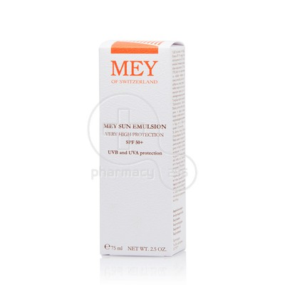 MEY - Suncare Face & Βody Emulsion Very High Protection SPF50+ - 75ml