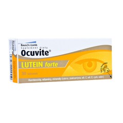 Bausch & Lomb Ocuvite Lutein Forte 30 caps