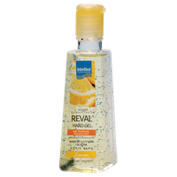 REVAL PLUS HANDGEL ANTISEPTIC LEMON 100ML