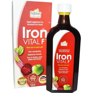 A.vogel iron vital f 250ml