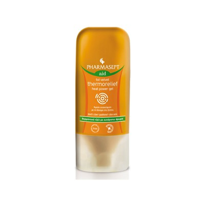 PHARMASEPT - Tol Velvet THERMORELIEF Heat Power Gel - 100ml