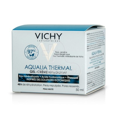 VICHY - AQUALIA THERMAL Gel-Creme Rehydratante - 50ml PM