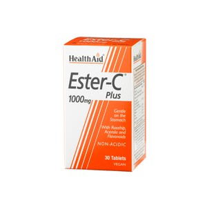 HEALTH AID Ester-C plus 1000mg 30tablets