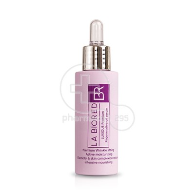 LA BIORED - LUXIOUS Premium Regenerative Oil Serum - 30ml