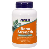 NOW BONE STRENGTH 120CAPS