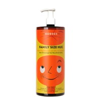 KORRES KIDS FAMILY SIZE HUG SHOWERGEL 1000ML