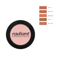 RADIANT PURE MATT BLUSH COLOR No3-SALMON