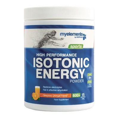 My elements high performance isotonic energy