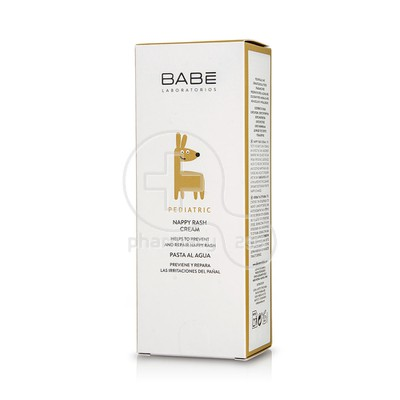 BABE - PEDIATRIC Nappy Rash Cream - 100ml