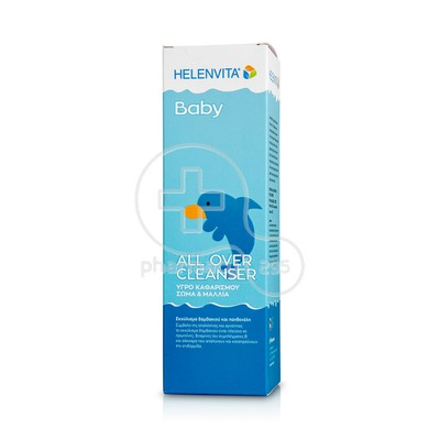 HELENVITA - BABY All Over Cleanser - 300ml