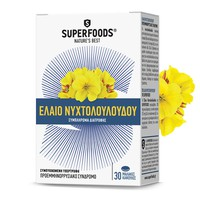 SUPERFOODS EVENING PRIMROSE OIL 350MG 30CAPS