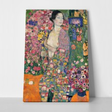 Klimt   the dancer a
