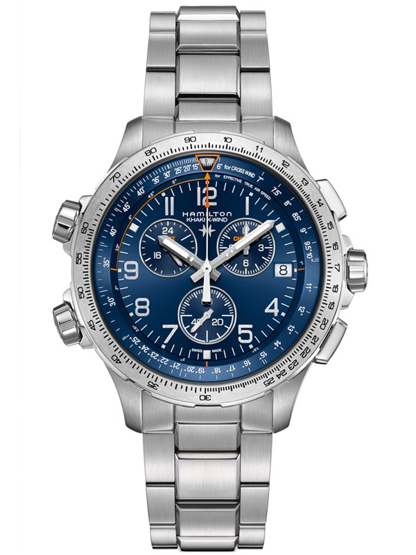 Khaki Aviation X-Wind GMT Chrono
