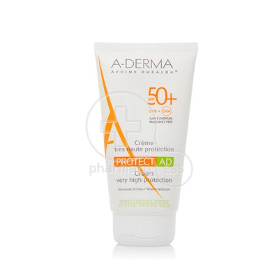 A-DERMA - PROTECT AD Cream tres Haute Protection SPF50+ - 150ml