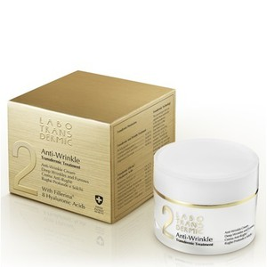 Transdermic anti wrinkle cream small