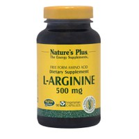 NATURE`S PLUS L-ARGININE 500 MG VCAPS 90