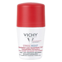 Vichy Deodorant Stress Resist 72hrs Roll On 50ml