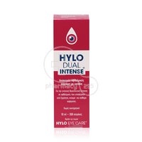 HYLO - Dual Intense Eye Drops - 10ml