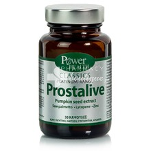 Power Health Platinum PROSTALIVE - Προστάτης, 30caps