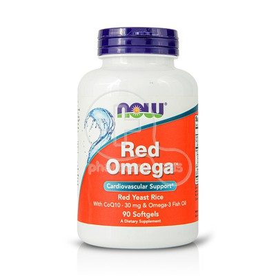 NOW - Red Omega - 90softgels