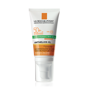 La roche posay spf50  anthelios xl dry touch tinted anti shine