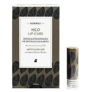Korres lip balm amigdalo 5ml