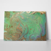 Green gold marbling pattern 585285965 a