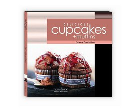 "Cook-Shop Βιβλίο Συνταγών ""Delicius Cupcakes & Muffins"""