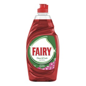 FAIRY ΥΓΡΟ ΠΙΑΤΩΝ CLEAN&FRESH FLORAL 400ml