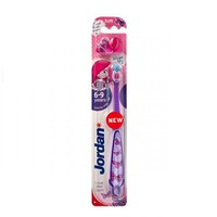 JORDAN STEP BY STEP 6-9 YEARS TOOTHBRUSH SOFT