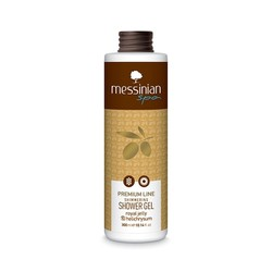 Messinian Spa Premium Line Shower Gel Royal Jelly & Helichrysum 300ml
