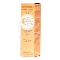 COVERDERM - PERFECT LEGS Fluid SPF40 (No62) - 75ml