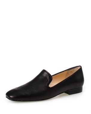 SQUARED SLIP ON SHOE - ANASTAZI BOURNAZOS