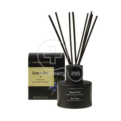L'ERBOLARIO - GINEPRO NERO Fragrance for Scented Wood Sticks - 125ml