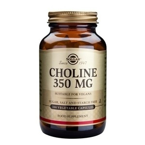 Solgar choline 350mg