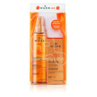 NUXE - PROMO PACK SUN Huile Bronzante Haute Protection SPF30 (150ml) &  Creme Delicieuse Visage Haute Protection SPF30 (50ml)