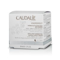 CAUDALIE - VINOPERFECT Creme Nuit Glycolique Anti-Taches - 50ml