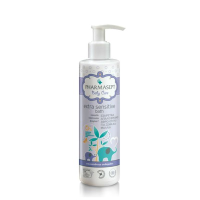 PHARMASEPT - Baby Care Tol Velvet Extra Sensitive Bath - 250ml