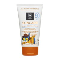 APIVITA SUNCARE KIDS PROTECTION FACE&BODY MILK SPF50 150ML