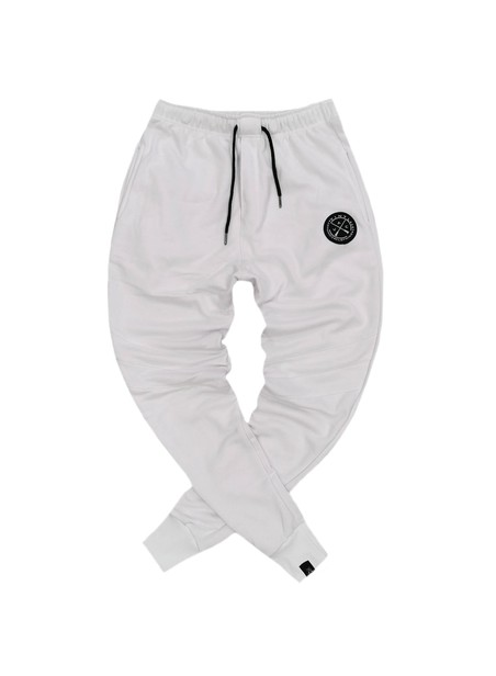 VINYL ART CLOTHING WHITE BASIC VINYL PANTS